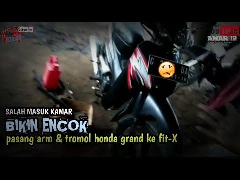 Kesulitan Memasang Arm Dan Tromol Honda Grand Di Honda Fit-X #by:amar12 Chanel