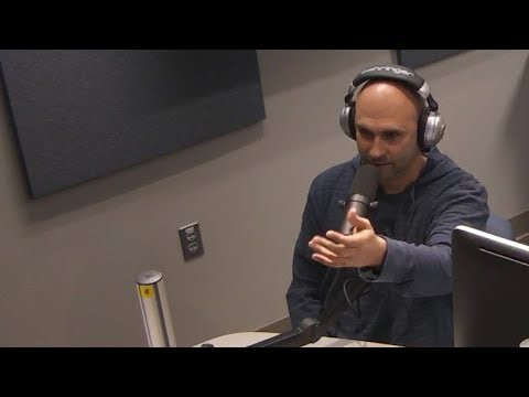 One Of 98 Rock's Biggest Fans I-83 Comes In Studio