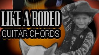 Like A Rodeo by Kane Brown Guitar Tutorial thumbnail