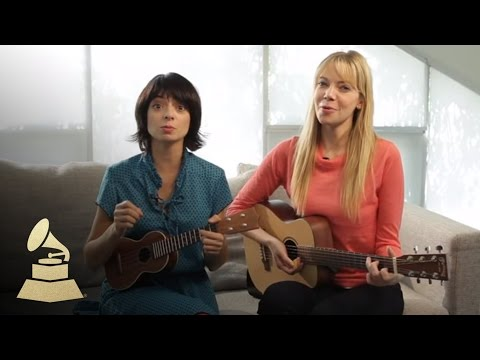 Garfunkel and Oates - Perform Self Esteem | GRAMMYs