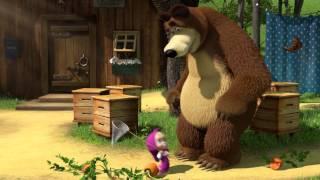 Маша и Медведь - Граница на замке (Я такая боевая!)