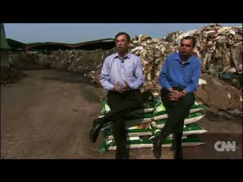 CNN documentary on the waste situation of Dhaka city of Bangladesh (www.wasteconcern.org)