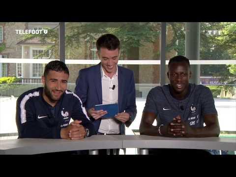Le Oui/Non avec Nabil Fekir et Benjamin Mendy (Equipe de France)