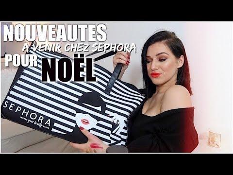 noel 2018 nouveaute OMG! NOUVEAUTES A VENIR CHEZ SEPHORA   HIVER/NOEL 2018 ❄     YouTube noel 2018 nouveaute