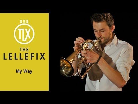 My Way - Frank Sinatra - Trumpet cover (Flugelhorn)