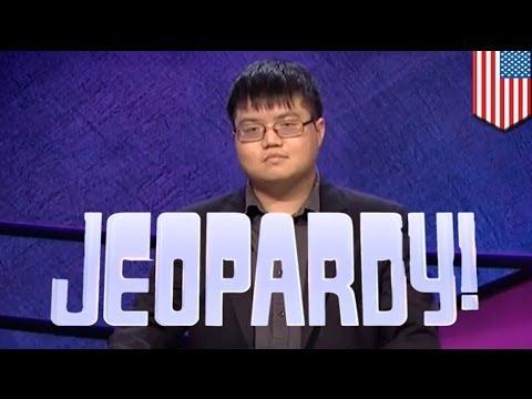 Jeopardy 'Mad Genius' Arthur Chu destroys competition