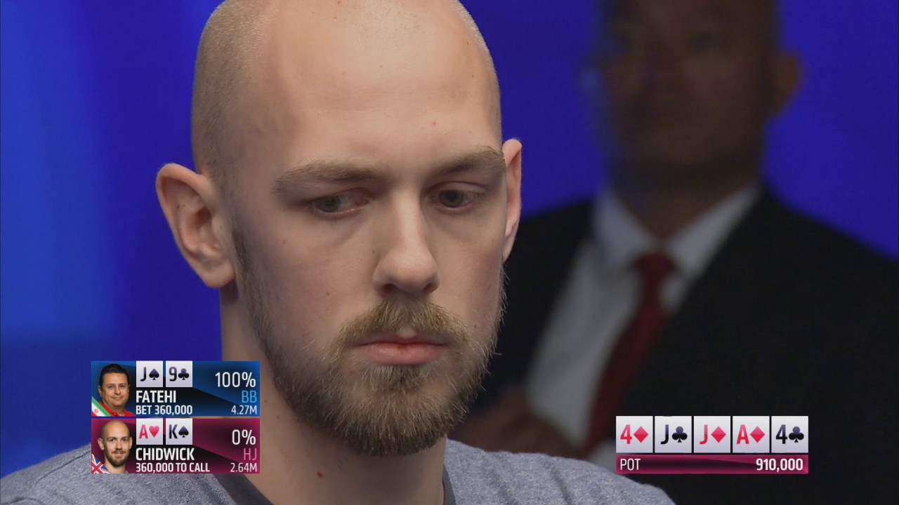 The PokerStars & Monte Carlo Casino EPT 12 Grand Final Super High Roller | PokerStars