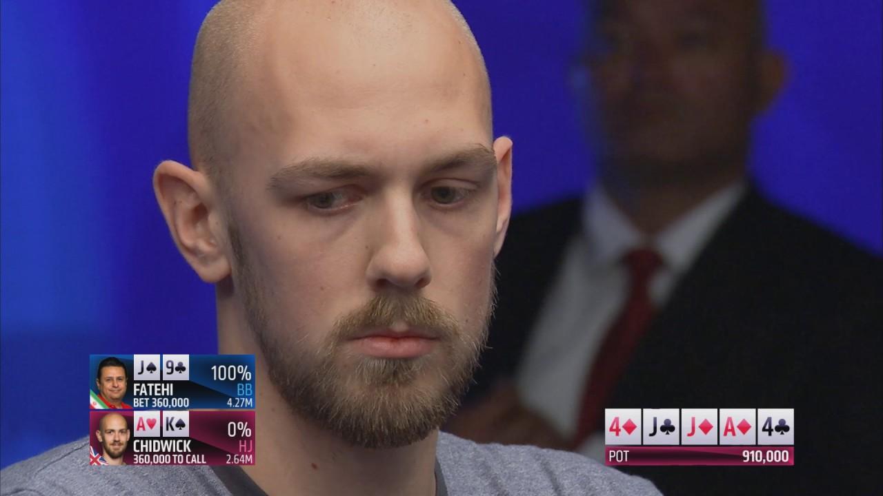 The PokerStars & Monte Carlo Casino EPT 12 Grand Final Super High Roller   PokerStars