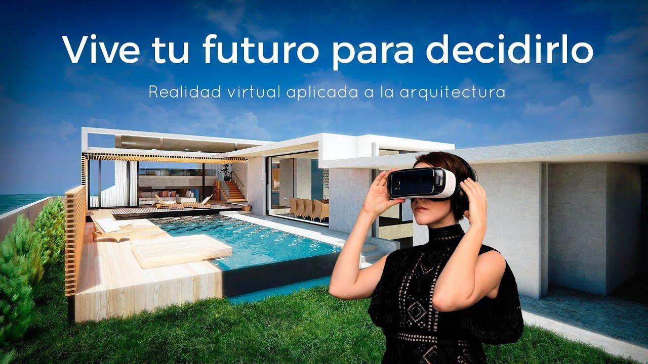 Zoh realidad virtual aplicada a la arquitectura youtube for Arquitectura virtual