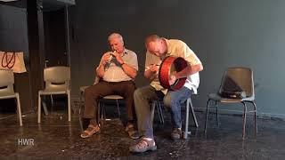 Rolf Wagels (1) - Teacher's Recital Craiceann Bodhrán Festival 2018