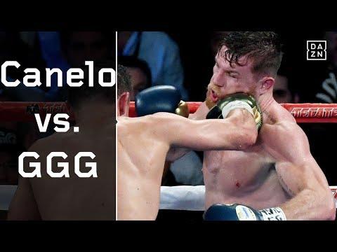 Canelo Alvarez vs. Gennady