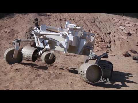 NASA Mars 2020 Project Unites Scientists Worldwide