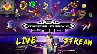 💥 SEGA MEGA DRIVE CLASSICS LIVE STREAM PS4 PRO // Streets of Rage 2, Sonic 2 and MORE💥 TheGebs24
