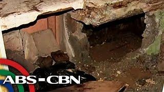 TV Patrol:Bangkay ng babae, nahukay sa kusina