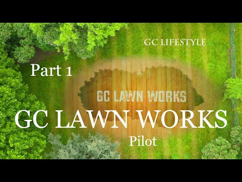 Unboxing Yard Machine Lawn Mower  ( GC LawnWorks Part 1 )
