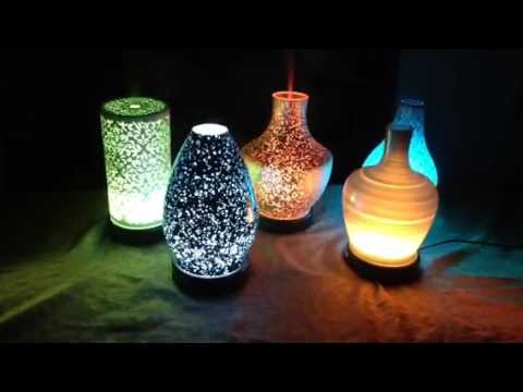Scentsy Diffusers demonstration - YouTube