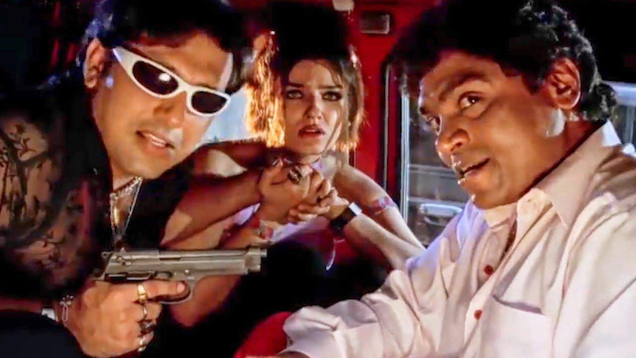 Download Akhiyon Se Goli Maare Best Comedy Scene | Bollywood Superhit Comedy Scene | Govinda, Johnny Lever