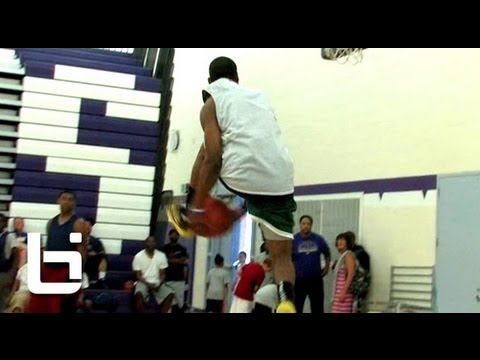 Seattle's Best Show Out at Tony Wroten Camp! Handles & Bounce!