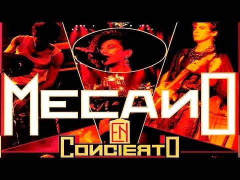 Especial MECANO EN CONCIERTO (1984) Segovia