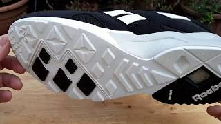 62ca4afc1cba92 Reebok Aztrek 90 S Lil Yachty Black Solar Yellow Retro Unisex Running Shoes  Hexalite Soles 3m
