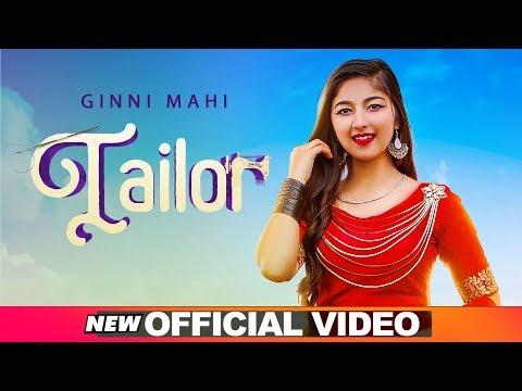 Tailor (Official Video) | Ginni Mahi | Amar | Bloody Beat | Latest Punjabi Songs 2020
