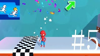 Run Race 3D Walkthrough Part 5(Level 19-21)