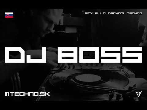 DJ BOSS - I SEEK YOU - DUNA CLUB - BRATISLAVA - 2002 - SLOVAKIA