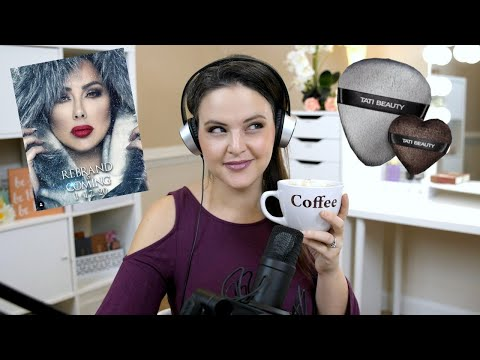 LIVE CHAT - Tati Beauty's Blendiful + Makeup Geek Rebrand + Bite Beauty Goes VEGAN! & MORE!