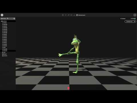 Rokoko Smartsuit Pro motion capture test for Zara Stone