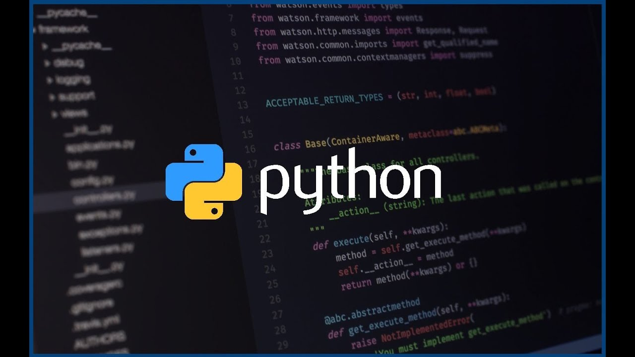 Python Tutorial Series