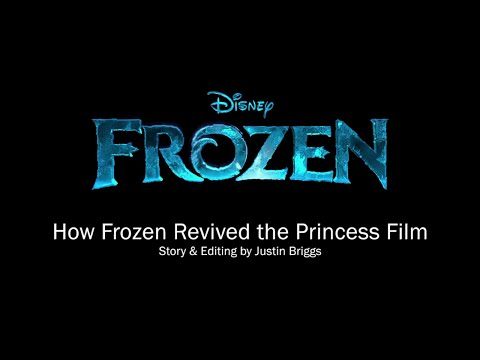 How Frozen Revived the Princess Film