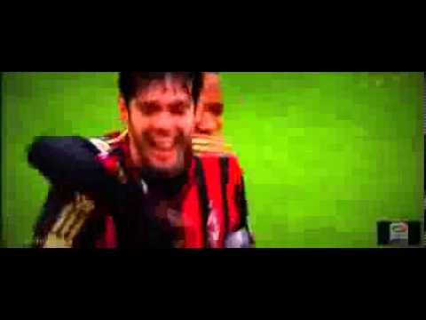 Ricardo Kaka Goal Milan vs Atalanta 1-0 /2014