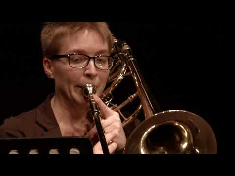 Concerto for bass trombone   Elizabeth Raum