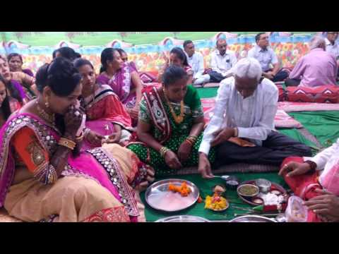 Trupti Wedding mandap muhurat January 2016 7
