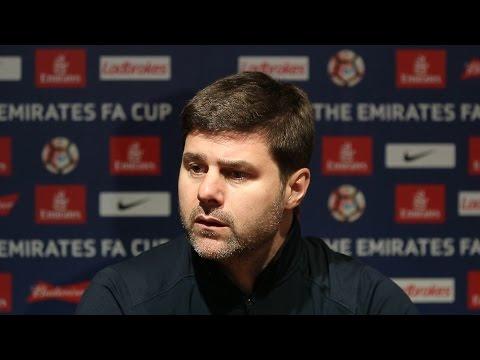 Tottenham 4-3 Wycombe - Mauricio Pochettino Full Post Match Press Conference - FA Cup