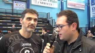 06-03-2016: #SuperLega - LPR Piacenza, Samuele Papi dopo la sconfitta a Molfetta