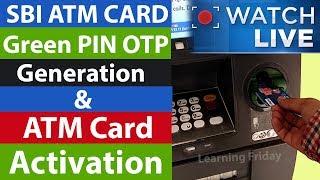 كيفية إنشاء الهيئة بطاقة الصراف الآلي الأخضر دبوس مكتب المدعي العام النشطة بطاقة الصراف الآلي