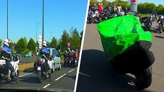 MA NOUVELLE MOTO - ESCORTÉ PAR LA POLICE !