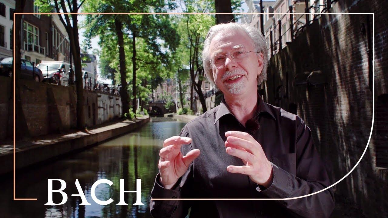 Van Veldhoven on Bach Cantata BWV 206 | Netherlands Bach Society