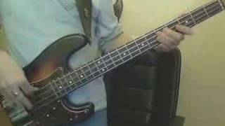 Bootsy Collins bass riff - Soul Power