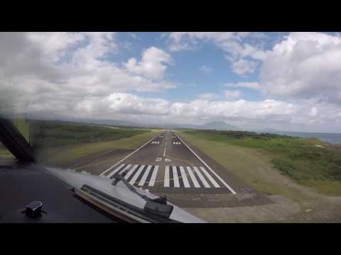 Landing and Take-off Puerto Plata