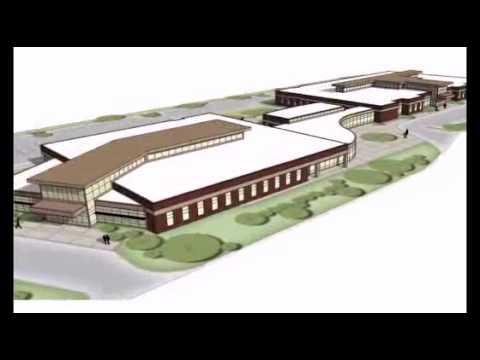 Elgin Community College Multi-Purpose Classroom Facility, Elgin, Illinois