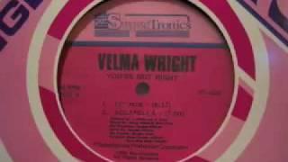 Velma Wright - You