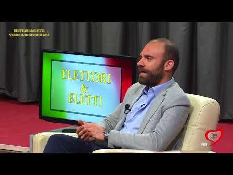 Elettori & Eletti 2017/18 002 Carmine D'Oronzo, Candidato sindaco Barletta