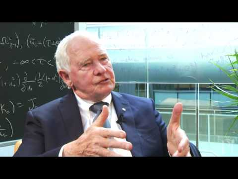 Innovation Nation: Governor General David Johnston at Perimeter