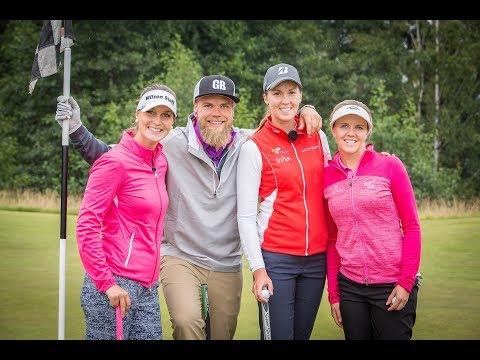 Wannabe superstar Raine Aarre ajautuu golfkisaan |Veikkaus