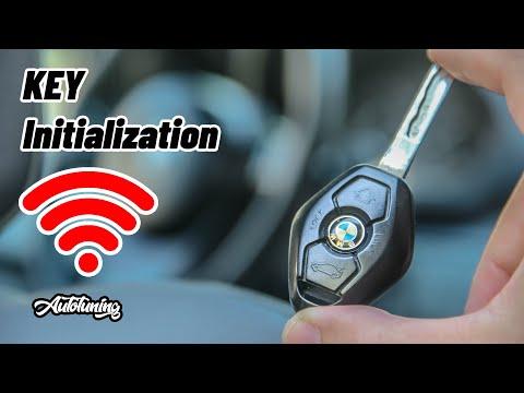 ПРИВЯЗКА КЛЮЧА BMW X5 E53 Инициализация ключа BMW E38 E39 E46 X5 DIY Key Programming