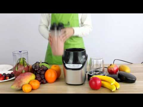 Nutrition Extractor Blender