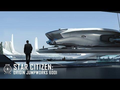 Star Citizen: Origin Jumpworks 600i