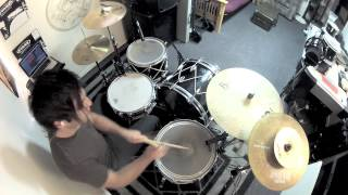 The Killers - When You Were Young (Studio Quality Drum Cover)